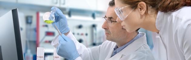 Cosmetici laboratorio