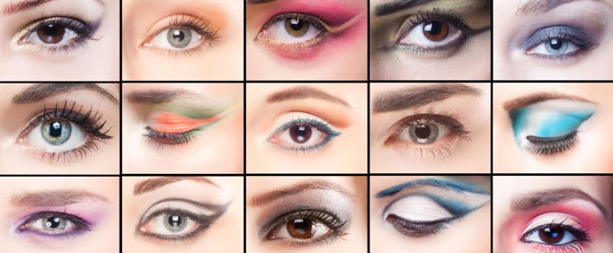 wholesale sales fantastic savings for whole family A ogni colore degli occhi il suo make-up - Abc Cosmetici